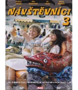 Návštěvníci - 3. DVD (Návštěvníci) DVD