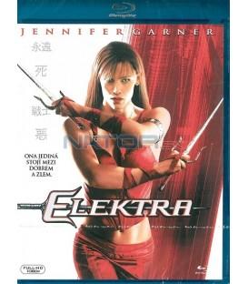 Elektra Blu-ray
