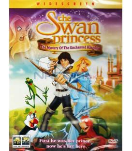 Labutí princezna 3 - Tajemství kouzelného pokladu (The Swan Princess And The Mystery Of The Enchanted Kingdom) DVD