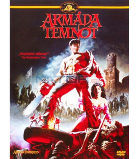 Armáda temnot 1992 (Army of Darkness) DVD