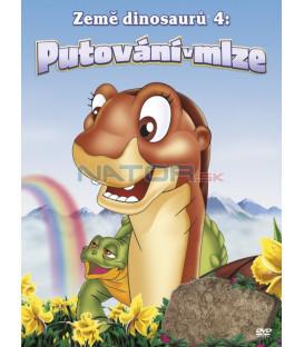 Země dinosaurů 4: Putování v mlze (The  Land Before Time IV: Journey Through the Mists) DVD