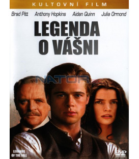 Legenda o vášni 1994 (Legends of the Fall) DVD