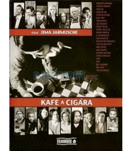 Kafe a cigára (Coffee and Cigarettes) DVD