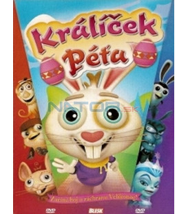 Králíček Péťa (Here Comes Peter Cottontail: The Movie) DVD