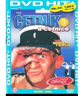 Četník a četnice (Le gendarme et les gendarmettes) DVD