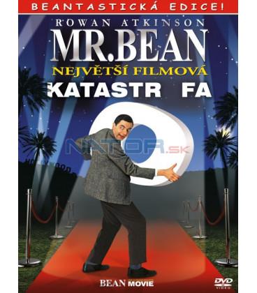 Mr. Bean: Největší filmová katastrofa (Bean) DVD