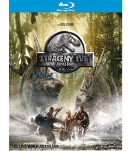 JURSKÝ PARK 2: ZTRACENÝ SVĚT (The Lost World: Jurassic Park) - Blu-ray
