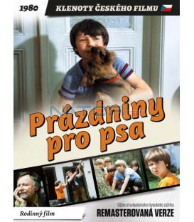 Prázdniny pro psa 1980 (remasterovaná verze) DVD