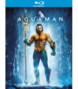 Aquaman 2018 Blu-ray