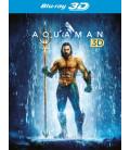 Aquaman 2018 Blu-ray 3D + 2D
