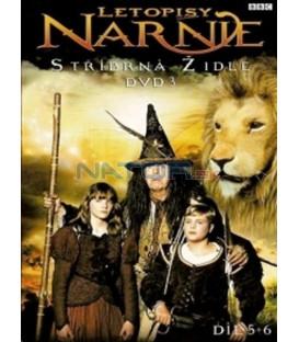 Letopisy Narnie - Stříbrná židle - DVD 3, díl 5 + 6 (The Chronicles of Narnia - The Silver Chair) DVD