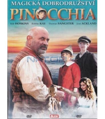 Magická dobrodružství Pinocchia (Pinocchio) DVD