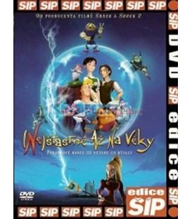 (Ne)šťastně až na věky (Happily NEver After) DVD