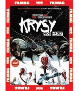 Krysy: Noc hrůzy DVD  (Rats - Notte di terrore)