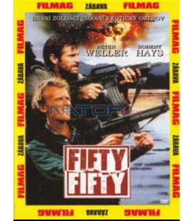 Fifty Fifty DVD (Fifty / Fifty)