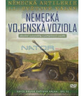 Německá vojenská vozidla (German Military Vehicles - Inc. Armoured Cars & Half Tracks) DVD