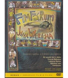 Fimfárum Jana Wericha DVD