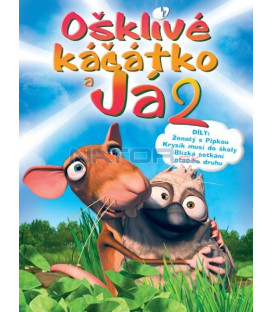 Ošklivé káčatko a Já 2 (The ugly duckling and me) DVD