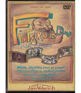 Fimfárum Dvě DVD