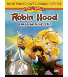 Robin Hood a neporazitelný rytíř (Robin Hood and the in Invincible Knight) DVD