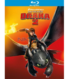 Jak vycvičit draka 2 - 2014 (How to Train Your Dragon 2)  Blu-ray