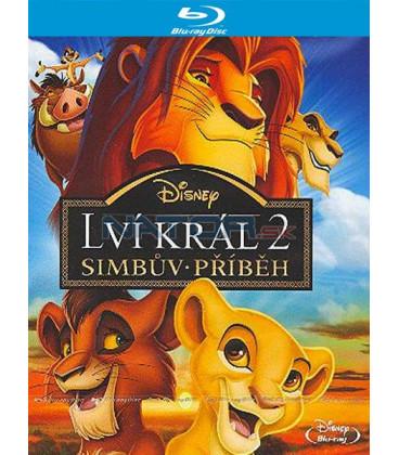 Lví král 2: Simbův příběh  SE  (Lion King 2 SE) Blu-ray