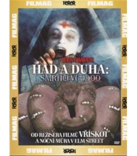 Had a duha: Smrtící voodoo DVD (The Serpent and the Rainbow)