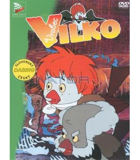 Vrabec Vilko (Vili, a veréb) DVD