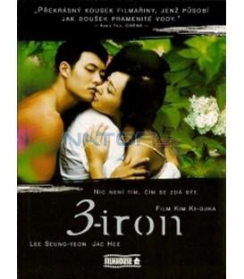 3-Iron (Bin-Jip) DVD