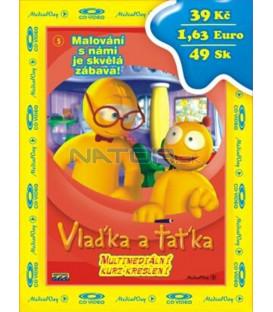 Vlaďka a taťka 5 DVD