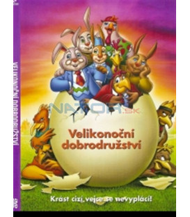Velikonoční dobrodružstv í(The Easter Egg Adventure) DVD