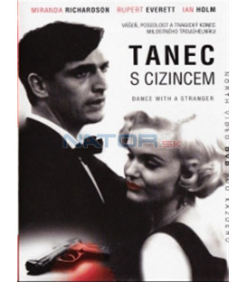 Tanec s cizincem (Dance with a Stranger) DVD