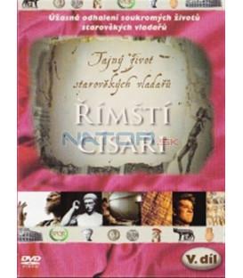 Tajný život starověkých vladařů (5. díl) - Římští císaři (Private Lives of the Roman Emperors) DVD