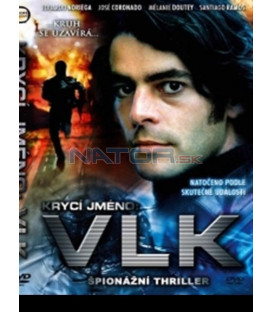 Krycí jméno: Vlk (El lobo) DVD