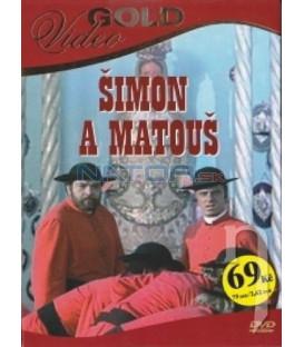 Šimon a Matouš DVD