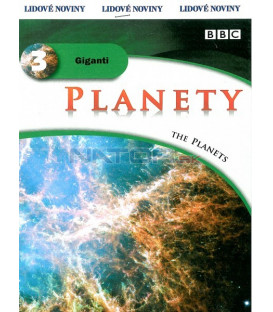 Planety 3 - Gigant i(The Planets) DVD