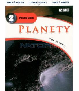 Planety 2 - Pevná zem (The Planets) DVD