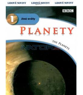 Planety 1 - Jiné světy (The Planets) DVD