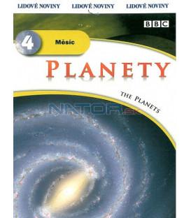 Planety 4 - Měsíc (The Planets) DVD