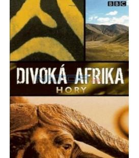 Divoká Afrika - DVD 1 - Hory (Wild Africa - Mountains) DVD