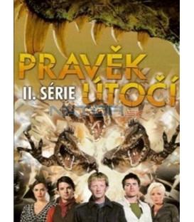 Pravěk útočí - II. série - DVD 1 (Primeval) DVD
