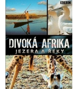 Divoká Afrika - DVD 6 - Jezera a řeky (Wild Africa - Lakes And Rivers) DVD