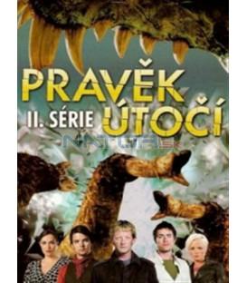 Pravěk útočí - II. série - DVD 2 (Primeval) DVD