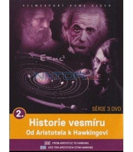 Historie vesmíru 2 - Od Aristotela k Hawkingovi(Από τον Αριστοτέλη στον Hawking / From Aristotle to Hawking)