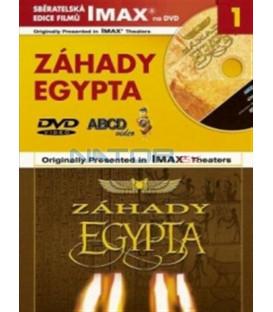 Záhady Egypta (Mysteries of Egypt) DVD