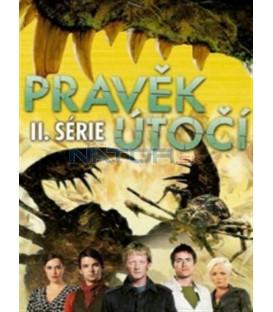 Pravěk útočí - II. série - DVD 5 (Primeval) DVD