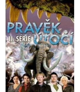 Pravěk útočí - II. série - DVD 6 (Primeval) DVD