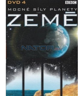 Mocné síly planety Země - DVD 4 - Oceány (Earth: The Power of the Planet - Oceans) DVD