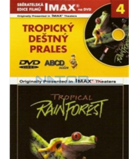 Tropický deštný prales (Tropical Rainforest) DVD