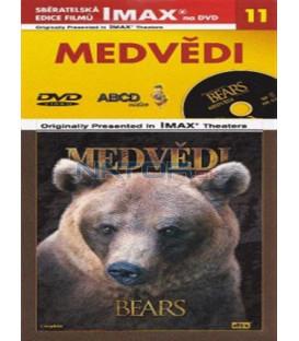 Medvědi (Bears) DVD